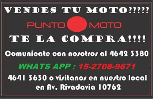 honda cbr 300 r !!! puntomoto !!! 4641-3630 / 15-2708-9671