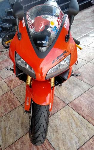 honda cbr 600 rr 2006-2006 laranja