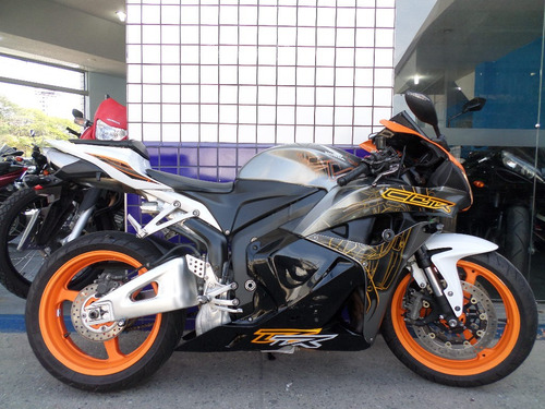 honda cbr 600 rr 2011 laranja impecavel !!!!!!!