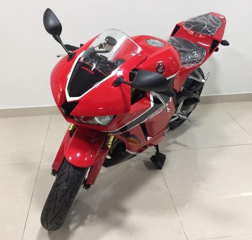 honda cbr 600 rr 2018 0km pista 999 motos