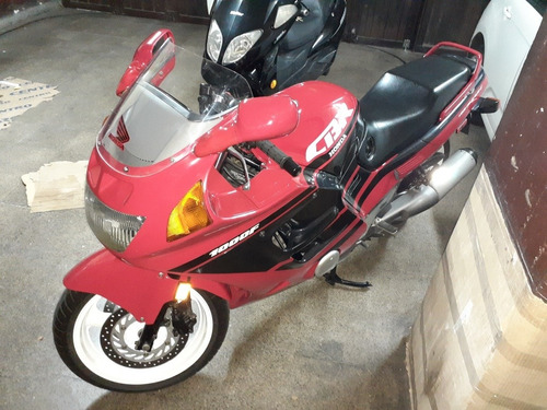 honda cbr1000f. impecable!