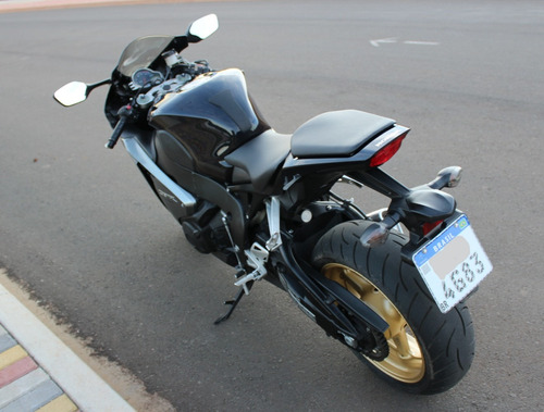 honda cbr1000rr abs 2009 12.046km edição limitada semi nova