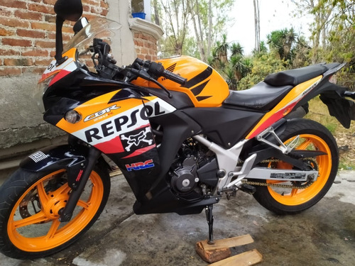 honda cbr250rd repsol 2015 abs 250cc