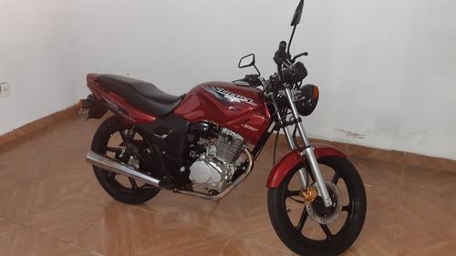 honda cbx 200 strada ano 2000 vermelha