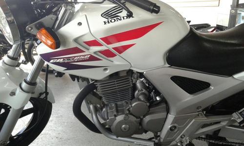 honda cbx 250 2012
