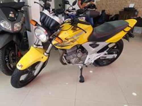 honda cbx 250 twister 2007 amarelo