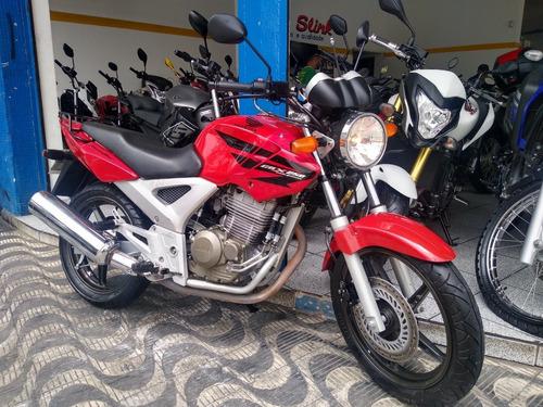 honda cbx 250 twister 2008  moto slink