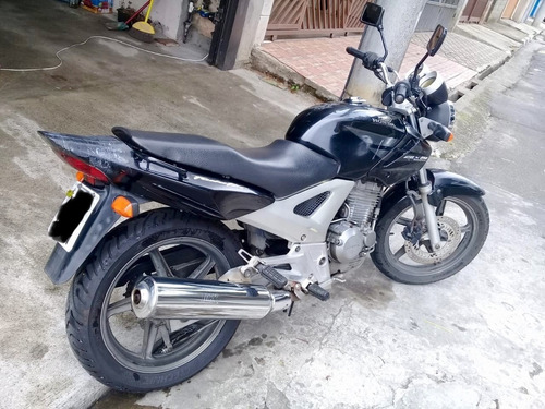 honda cbx 250 twister  2008 - r$ 5.900