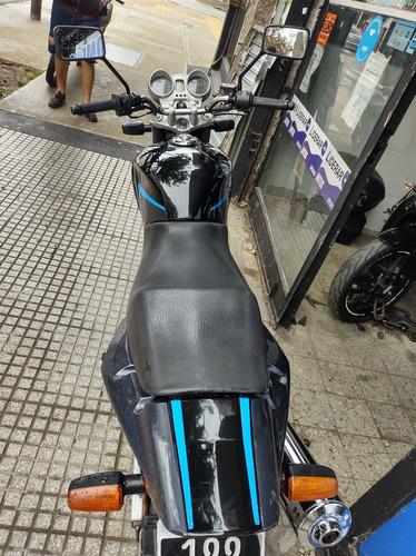 honda cbx 250 twister 2015   alfamotos 1127622372 permuto