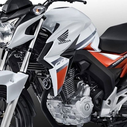 honda cbx 250 twister moto