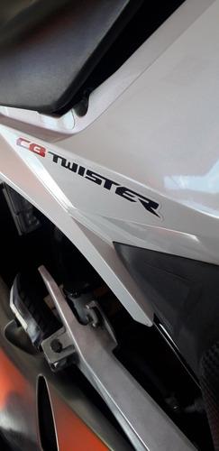 honda cbx twister 250cc