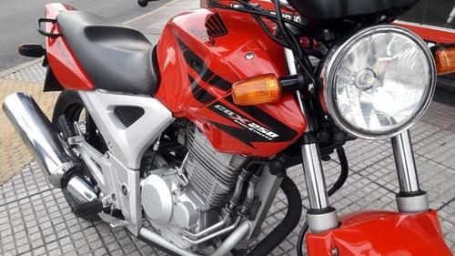honda cbx250