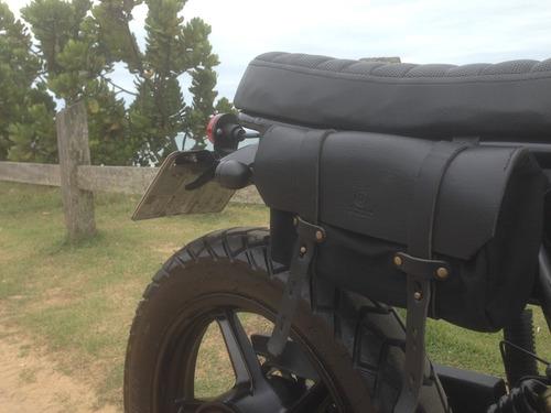 honda cbx250 customizada  city tracker  legalizada