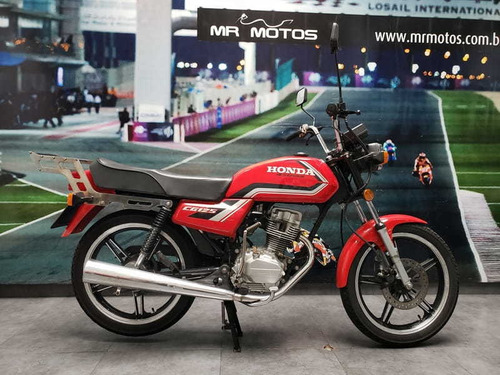 honda cg 125 1988/1988