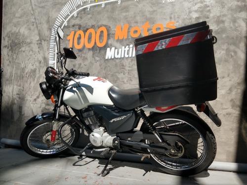 honda cg 125 cargo ks 2011 otimo estado aceito moto