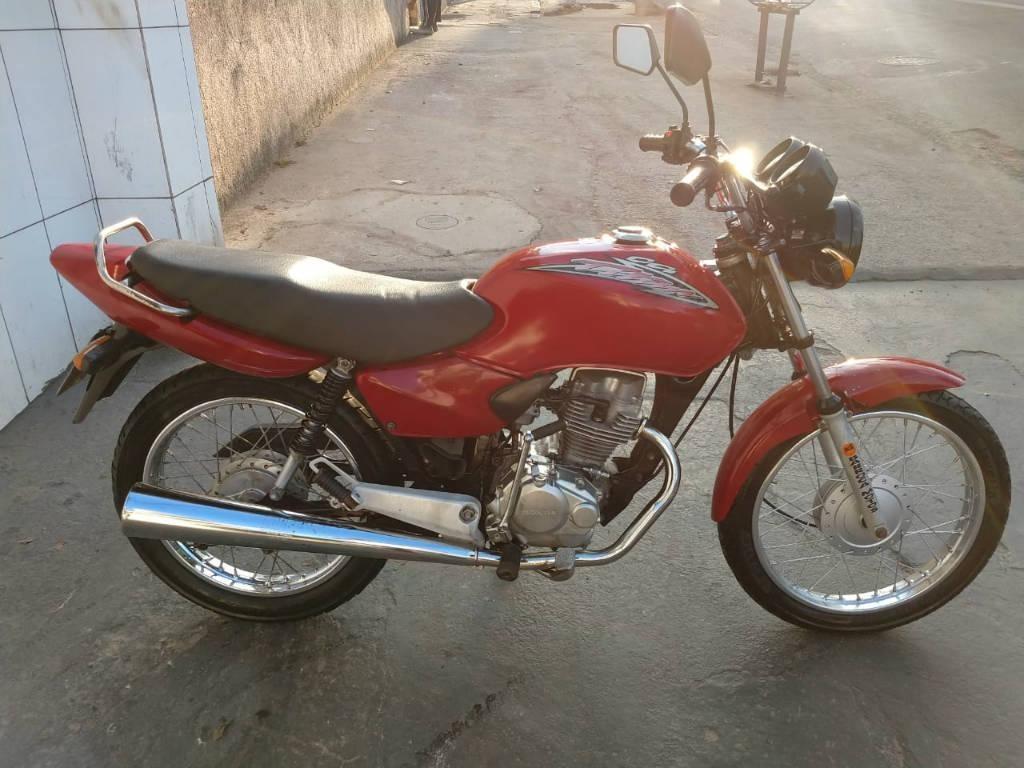 HONDA CG 125 TITAN ES — Eu Amo Leilão