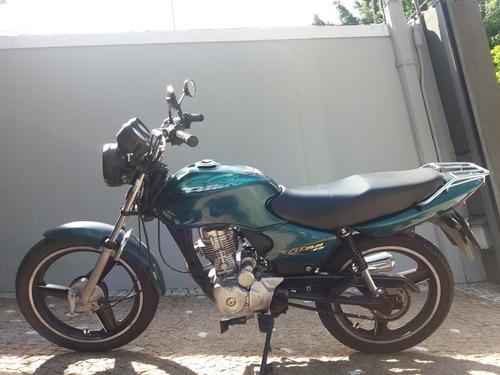 honda cg 125 titan ks - roda brasil - campinas