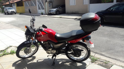 honda cg 125i 2016 vermelha