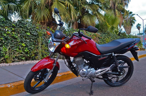 honda cg 150 0km financiada
