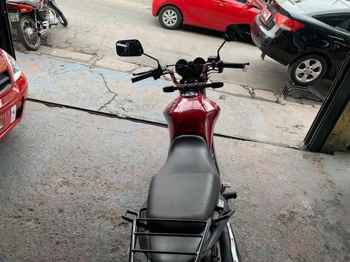 honda cg 150 fan esdi 2013 aceitamos moto na troca