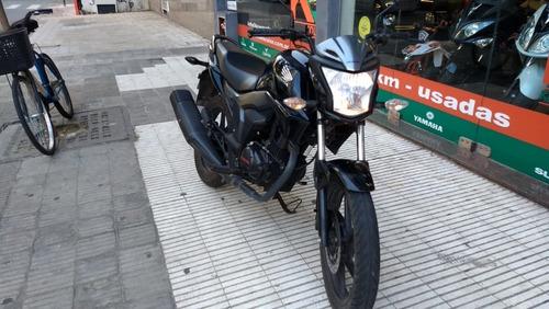 honda cg 150 invicta 2014 21000 km /kawacolor