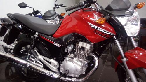 honda cg 150 modelo nuevo motolandia contado