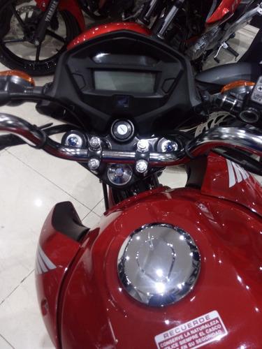 honda cg 150 new tel 4792-7673 motolandia!!