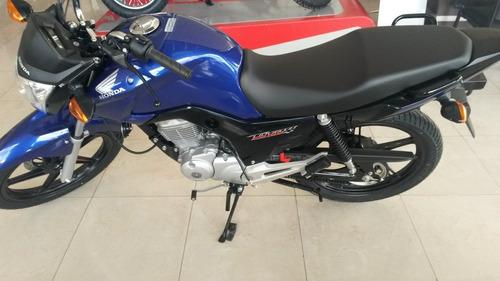 honda cg 150 new titan motolandia !!! contado
