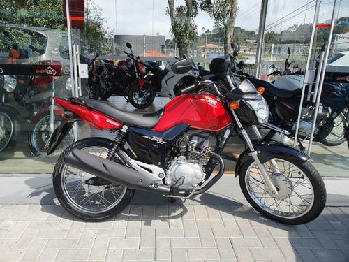 honda cg-150 start