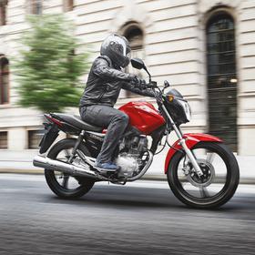 Honda Cg 150 Titan - 0 Km - Rojo- Expomoto