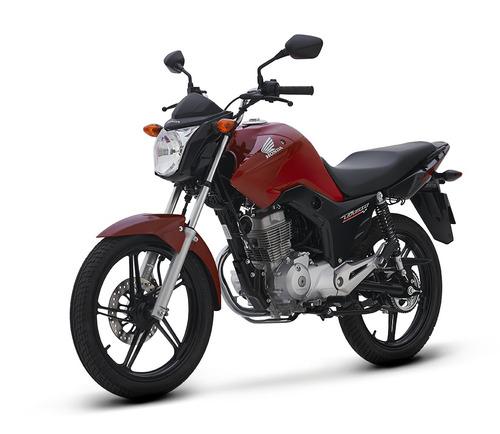 honda cg 150 titan 2017 0km llantas tablero digital sarthou