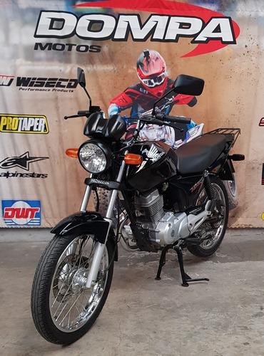 honda cg 150 titan calle flete impecable dompa motos