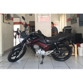 Honda Cg 150 Titan Ex Preta 2013/14