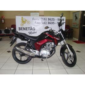 Honda Cg 150 Titan Ex Preto 2014