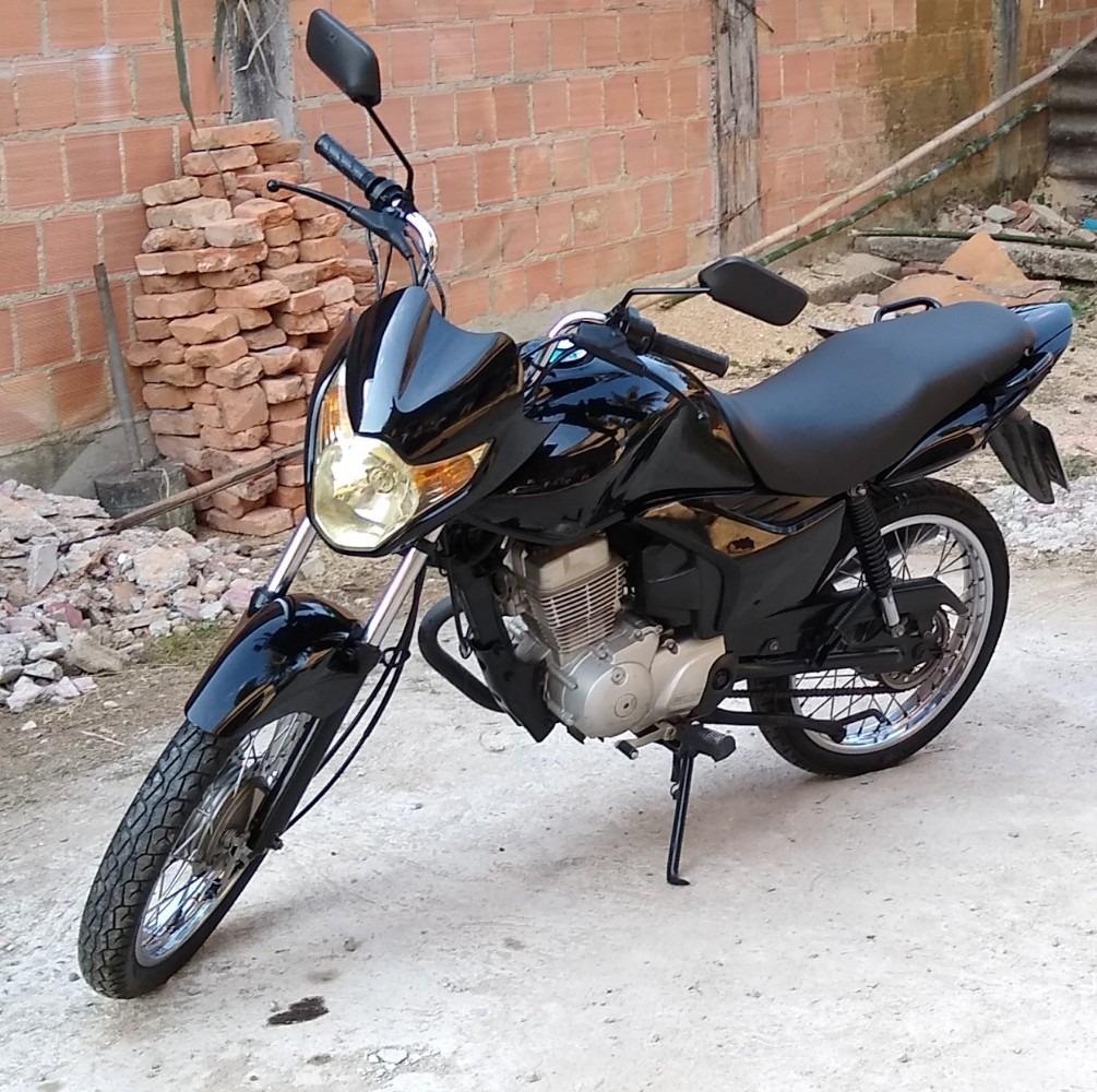 Honda Cg 150 New Titan Financio Permuto Qr Motors