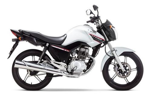 honda cg 150 titan - motos 32 0km 2020 - la plata