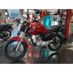 Honda Cg 150 Titan New 0km  Tamburrino Motos