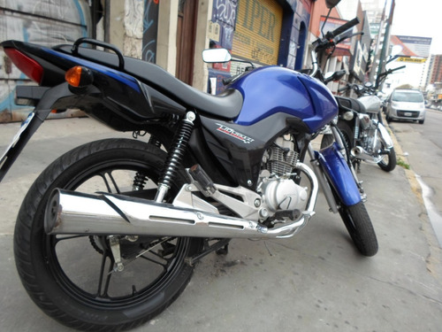 honda cg-150 titan new   motos march (cod. a003) 2