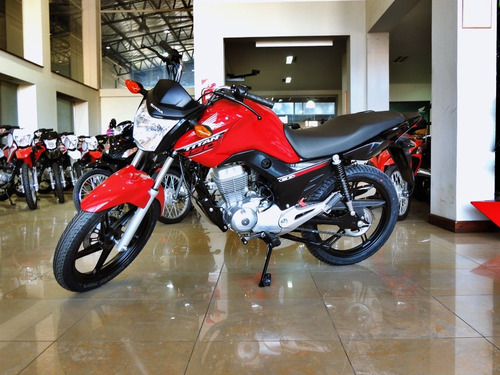 honda cg 150 ym20 titan 0km 2020 crédito personal motonet