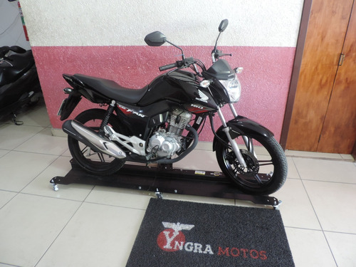 honda cg 160 fan 2018 c/ 3118 km