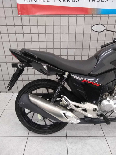 honda cg 160 fan