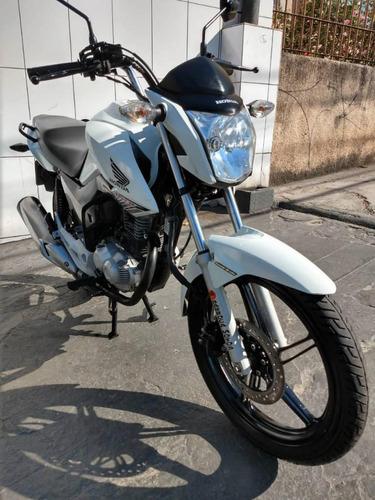 honda cg-160 fan