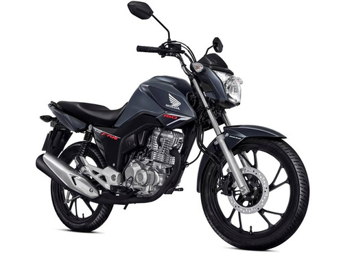 honda cg 160 fan cbs 2019
