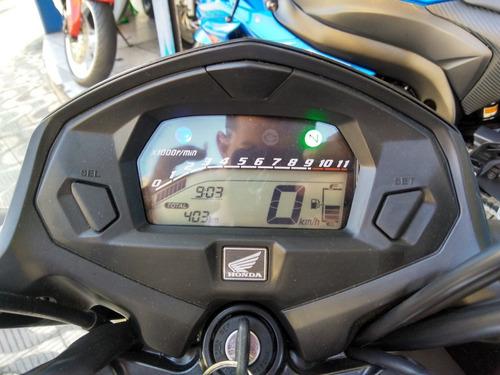 honda cg 160 fan esdi 2018 moto slink
