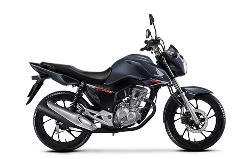 honda cg 160 fan esdi 2018/2019