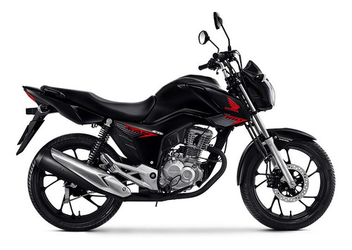 honda cg 160 fan esdi 2019/2020