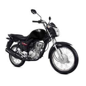Honda Cg 160 Start 2019 0km Nova