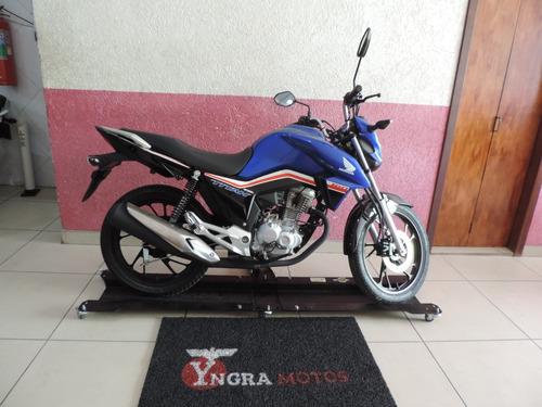 honda cg 160 titan 2019 flexone