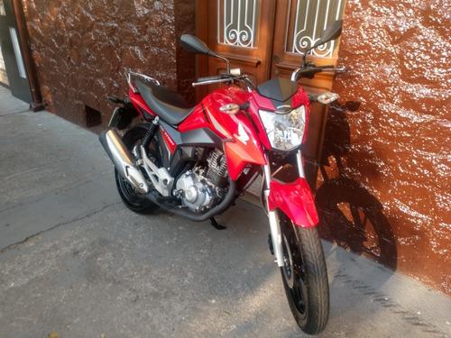honda cg 160 titan ex 2017 troco moto