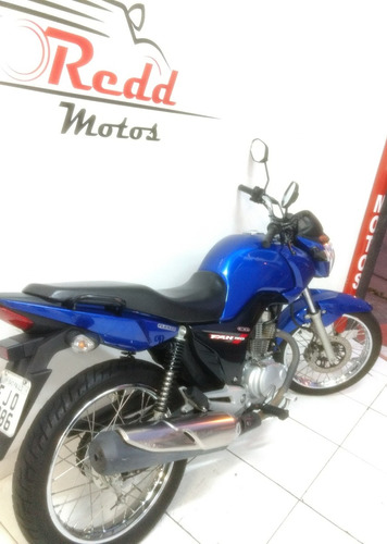 honda cg fan 150 esdi 2014